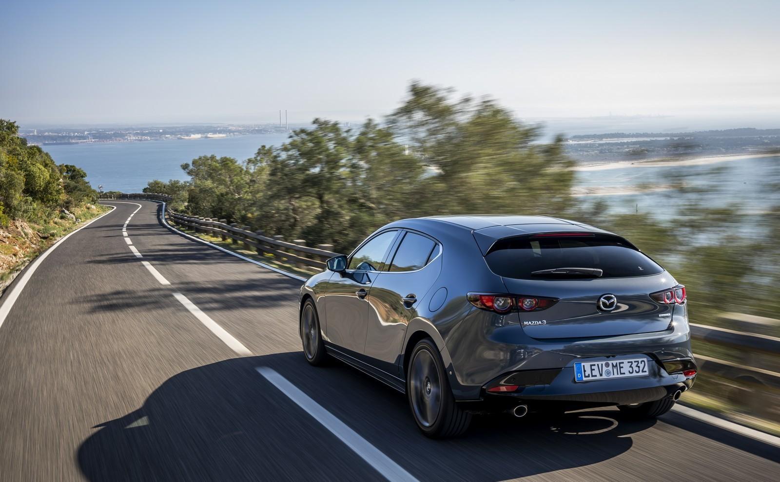 Foto de Mazda3 2019 (13/128)