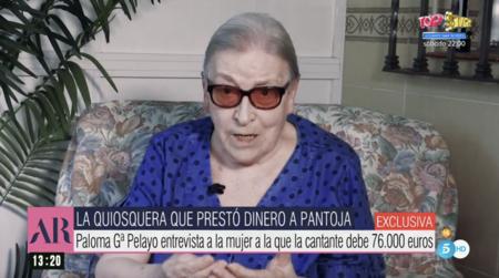 Loli la quisoquera manda un ultimátum a Isabel Pantoja