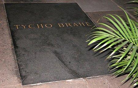 Exhumación de Tycho Brahe