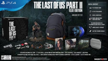 The Last Of Us Part Ii Ediciones Especiales 5