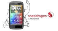 HTC Sensation, análisis (IV). Turno para el Snapdragon de doble núcleo
