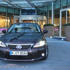 Foto 9 de 56 de la galería lexus-ct-200h-presentacion en Motorpasión