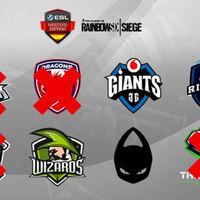 Wizards y x6tence disputarán las semifinales de ESL Masters Rainbow Six