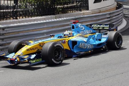 Alonso Monaco F1 2006