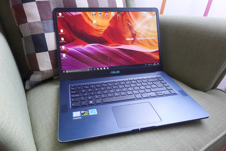 ASUS ZenBook Pro UX550VD, análisis: un portátil estiloso y con vocación profesional, pero que no se acobarda con los juegos