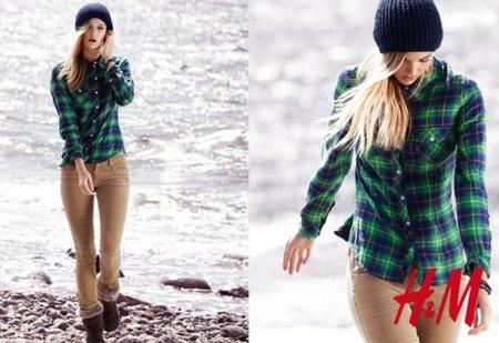 El punto es el otoño en H&M