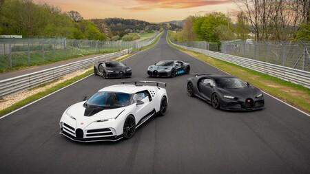 Bugatti Nurnurgring 3