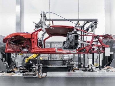 El nuevo Audi R8 no se fabrica como un coche cualquiera. Te contamos con pelos y señales cómo lo hacen
