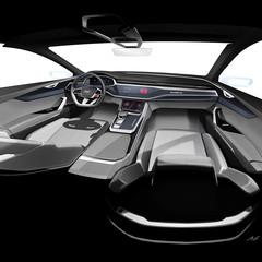 Foto 7 de 39 de la galería audi-q8-concept en Motorpasión