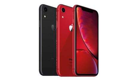 En rojo o en negro, el iPhone XR de 128 GB también te sale muy barato en tuimeilibre: sólo 599 euros