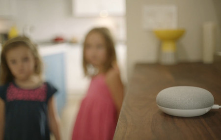 Google Assistant family kids