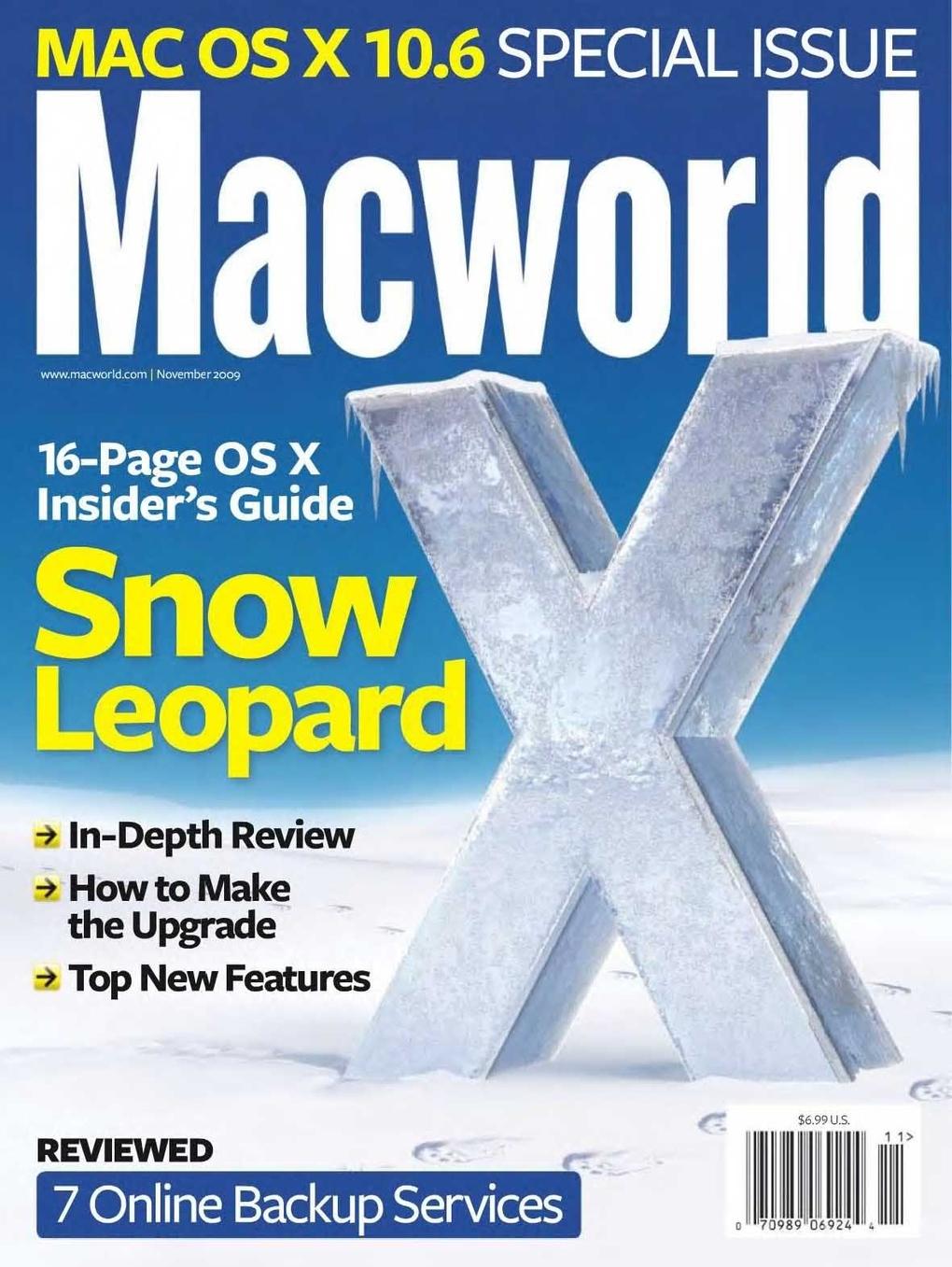 Foto de Revista Macworld (8/16)