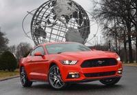 Ford subastará el primer nuevo Mustang 2015 en enero