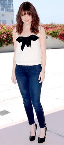 El mejor look Comic-Con: Emma Stone
