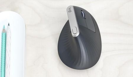 Logitech apuesta por la ergonomía y la facilidad de uso en su nuevo ratón, el Logitech MX VERTICAL