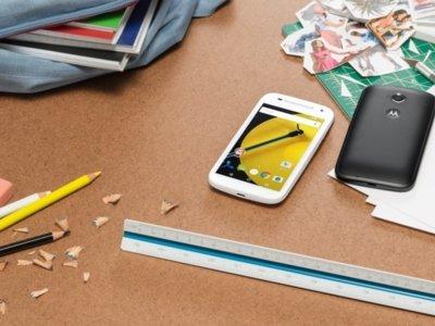Walmart uno de los medios por los que Motorola venderá sus móviles; empiezan con el nuevo Moto E
