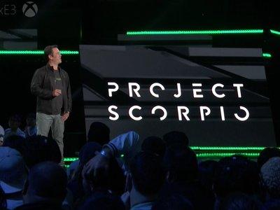 Project Scorpio puede traer sorpresas en forma de una potencia superior a lo que se pensaba
