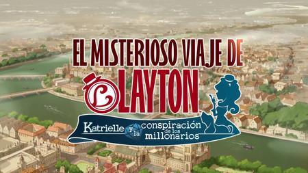 El misterioso viaje de Layton, ahora puedes jugar gratis a su primer caso en tu Android