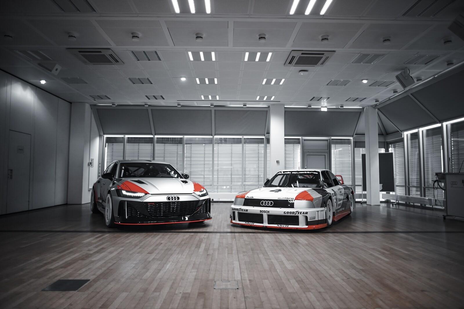 Foto de Audi RS6 GTO Concept (2/15)