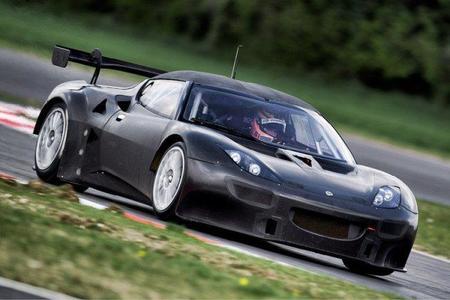 El Lotus Evora GTE completa sus primeros tests antes de su estreno en Le Mans