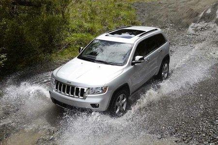 Nuevo Jeep Grand Cherokee a la venta en Estados Unidos