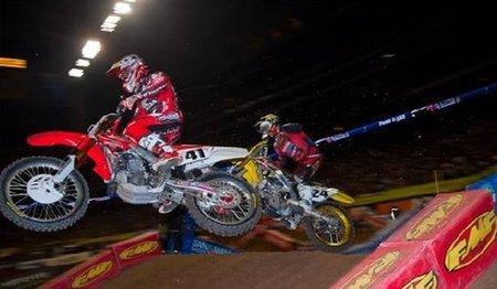 Primera victoria para Trey Canard en el Campeonato del Mundo de Supercross