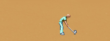 Golf on Mars: cómo el desierto de Journey y un absurdo autobús virtual motivaron uno de los juegos más aplaudidos del momento