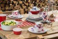Llena de estilo vintage tus comidas de verano con Flow Picnic