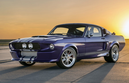 Classic Recreations Shelby GT500CR: un Mustang del 67 modernizado con 780 CV