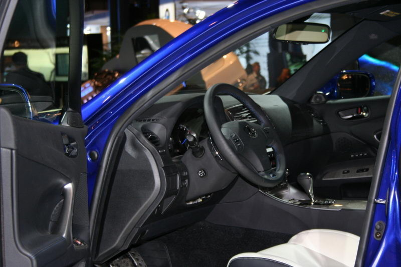 Foto de Lexus IS-F (82/111)