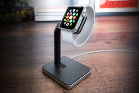Apple Watch Mophie Dock Feat