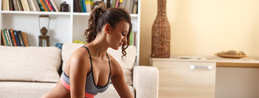Entrenamiento para hacer en casa si aún no has decidido apuntarte al gimnasio por primera vez: rutina de ejercicios (y II)