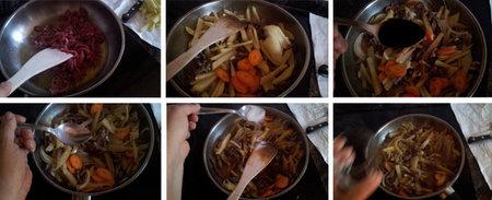 Nikujyaga o estofado de patatas con carne
