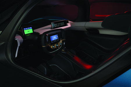 Nio Ep9 Interior 3