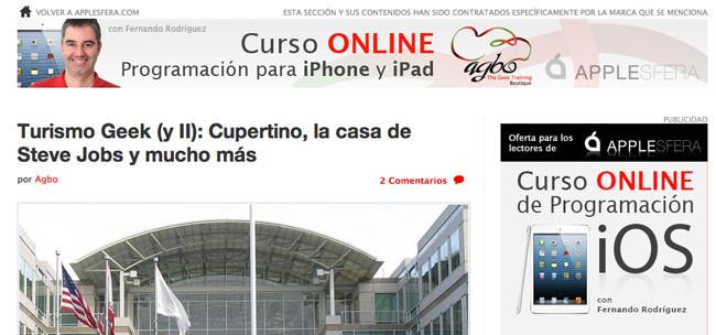 Curso online iOS
