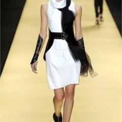 Foto 6 de 32 de la galería karl-lagerfeld-en-la-semana-de-la-moda-de-paris-primavera-verano-2009 en Trendencias