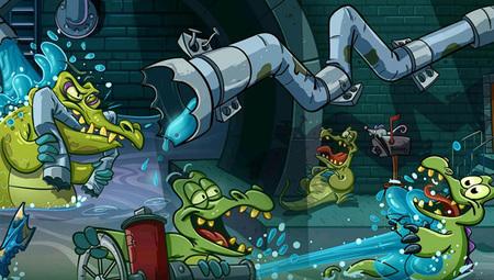 ¿Dónde está mi agua? y ¿Dónde está mi Perry? también llegan a Windows 8