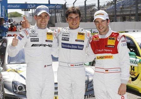 Segunda pole del año para Bruno Spengler en Zandvoort