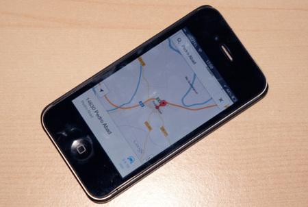 Google Maps para iOS se actualiza con integración de contactos