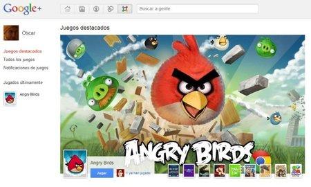 Llegan los juegos a Google+. Lista con los primeros en llegar