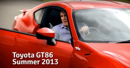 Jeremy Clarkson en estado puro, en este vídeo homenaje de Toyota