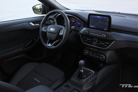 Ford Focus Ecoboost Hybrid 2020 Prueba 400