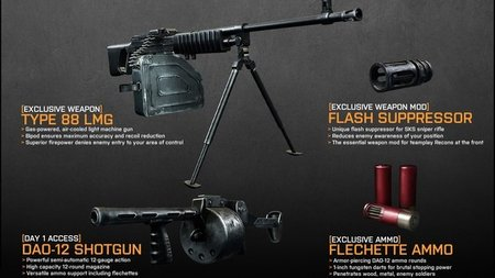 'Battlefield 3'. Su DLC Physical Warfare Pack será una exclusiva temporal. Después pasará a ser gratuito