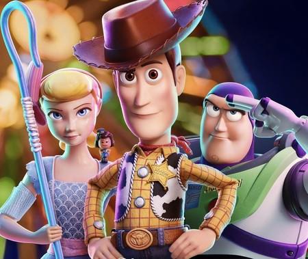 'Toy Story 4': Woody, Buzz Lightyear y Bo Peep, juntos en el nuevo spot de televisión y póster