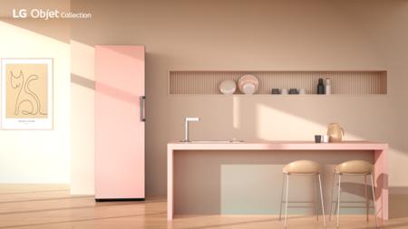 LG anuncia Objet Collection, sus nuevos electrodomésticos con acabados de diseño con los que decorar tu cocina