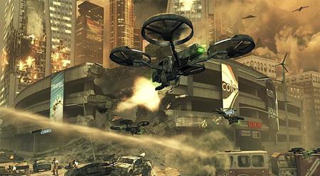 'Call of Duty: Black Ops II' inicia su andadura en PS3 con mal pie