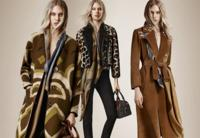 La Pre-Fall Collection 2015 de Burberry Prorsum: todo un desfile de exclusivos abrigos