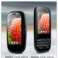 Palm Pre Plus y Pixi Plus, actualizando los equipos