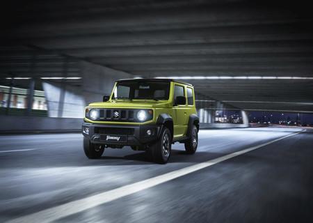 Suzuki Jimny 2019 16f