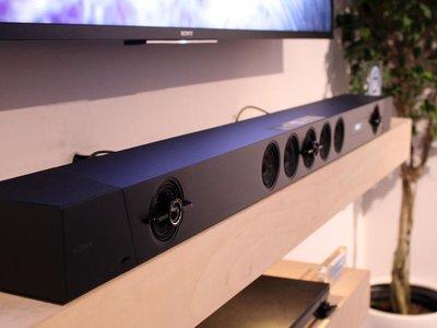 Sony HT-ST5000, la primera barra de sonido con Dolby Atmos de la marca, llega a Europa